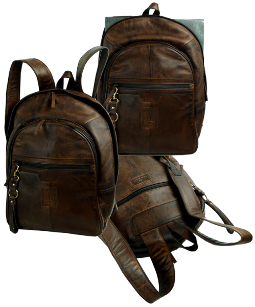 "Schul,- Bikerrucksack - ""Light and Strong"""
