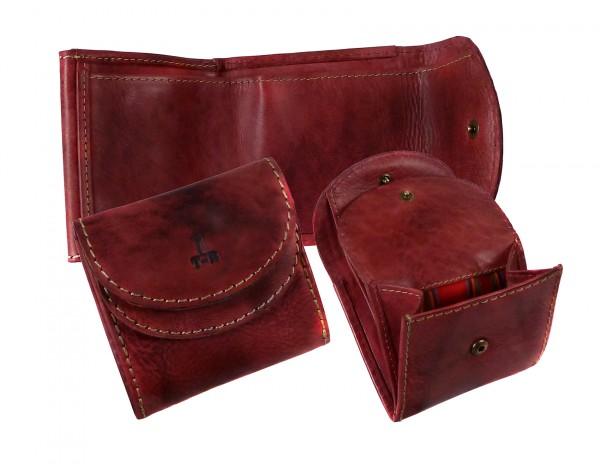 """Unisex Minibörse """"CHEROKEE"""" 25-Cherokee brown / braun"""