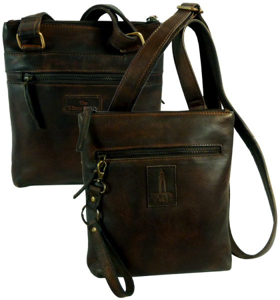 "Cross-Bodybag - Tasche ""Light and Strong"""