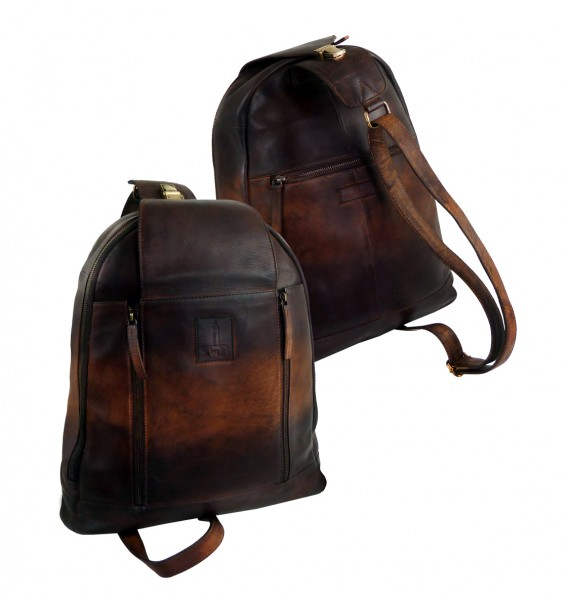 Body Rucksack *SHADOW* 25-braun/brown