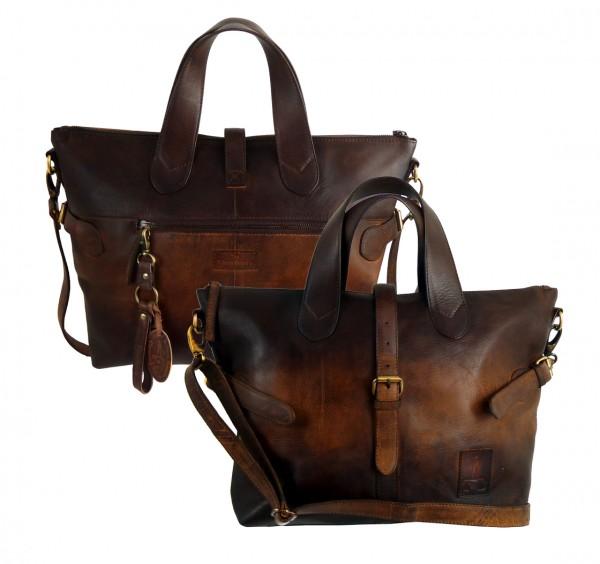 Business Shopper *SHADOW* 25-braun/brown