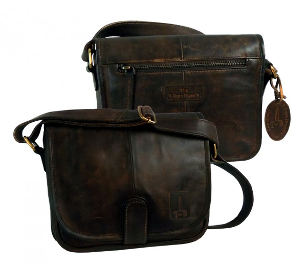 "Satteltasche casual Schuldertasche - ""Light and Strong"""